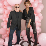 Jourdan Dunn attend Tatlers English Roses 2017 in association with Michael Kors at the Saatchi Galle