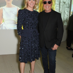 Kate Reardon and Michael Kors attend Tatlers English Roses 2017 inassociationwithMichaelKorsattheSaa