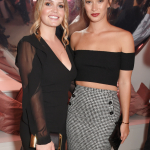 Lady Kitty Spencer and Renee Stewart attend Tatlers English Roses 2017 inassociationwithMichaelKorsa