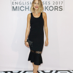 Tess Ward attends Tatlers English Roses 2017 in association with Michael Kors at the Saatchi Gallery